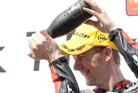 Primera victoria de Ian Hutchinson en el TT