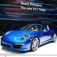 Foto 5 de 5 de la galería porsche-911-targa-991-salon-de-detroit en Motorpasión