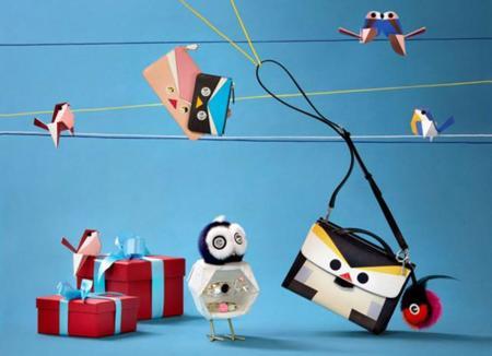 QuTweet, la capsule collection de Fendi en edición limitada para estas Navidades