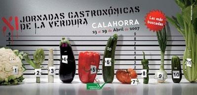 XI Jornadas Gastronómicas de la Verdura en Calahorra