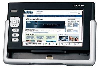 Nokia 770 se vende junto a router WiFi Linksys