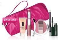 Los sets de maquillaje para regalo de Clinique para la Navidad 2010