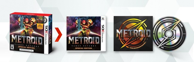 Metroid Samus Returns Edicion Especial