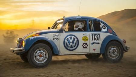 Baja 1000 Volkswagen Beetle de 1970