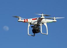 El dron quiere ser el mejor fotógrafo aéreo