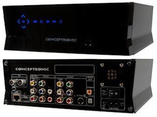 Conceptronic Grab'n'Go, otro centro multimedia para el salón