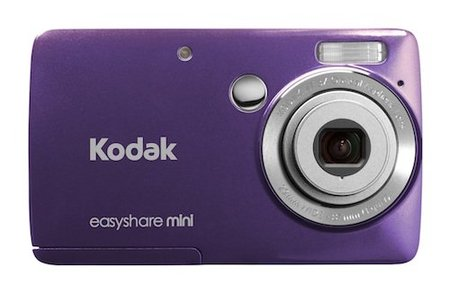 kodak easyshare mini purple