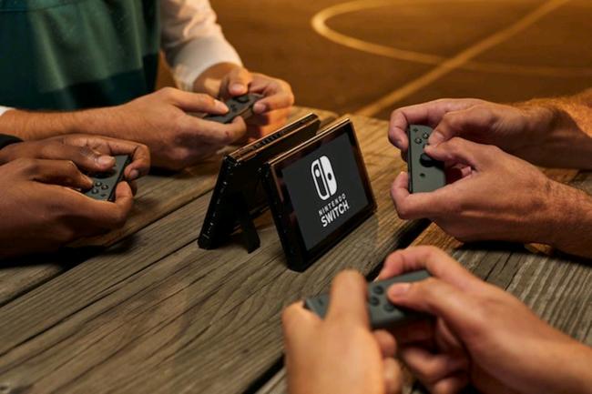 Nintendo Switch Multijugador
