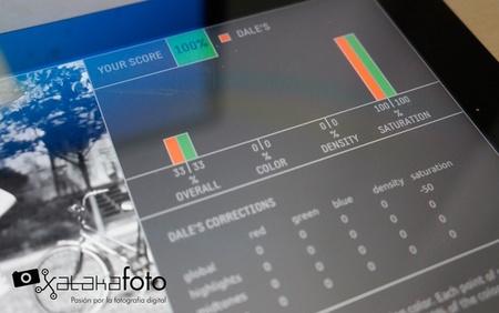 Dale Grahn Color para iPad, aprende corrección de color de la mano de todo un experto