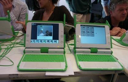 OLPC tiene a Intel en su contra