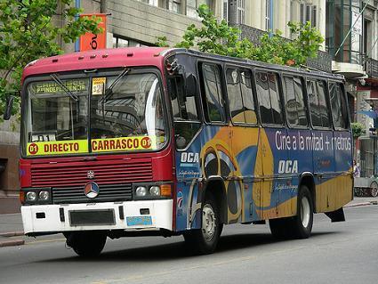 Uruguay: Montevideo cuenta ya con WiFi en sus autobuses