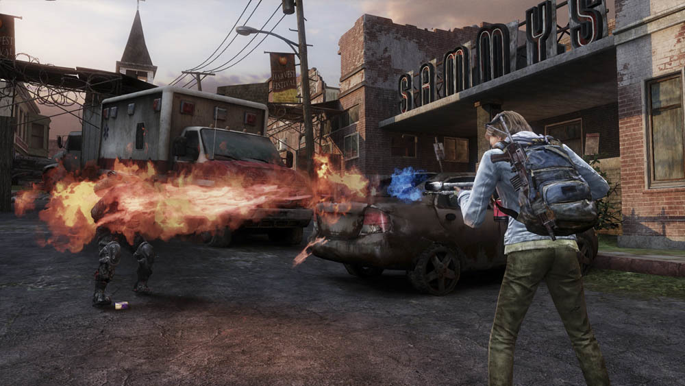 Foto de The Last of Us Multiplayer (2/10)