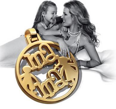 Día de la Madre: Tous, colgante en oro para mamá