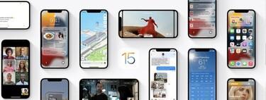 iOS 15: primeros pasos y qué hacer tras actualizar