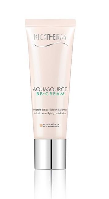 Biotherm lanza su nueva BB Cream, hidratación Aquasource para la piel