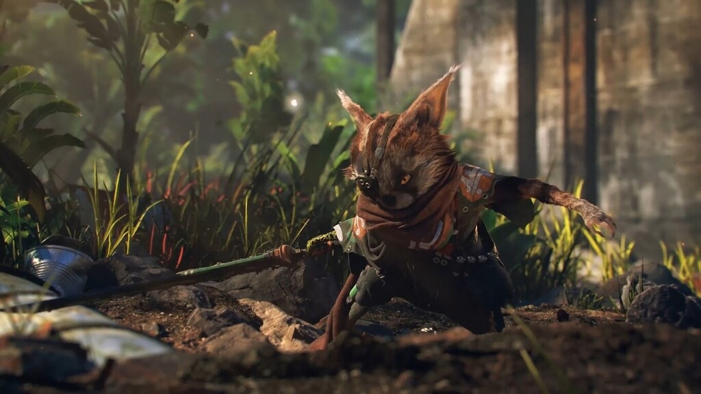 Biomutant luce su jugabilidad en dos nuevos gameplay capturados en PS5 y Xbox Series X