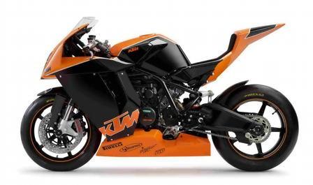 De aquí saldrá la Superbike de KTM