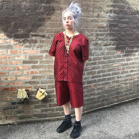 Billie Eilish Gucci Estilo 03