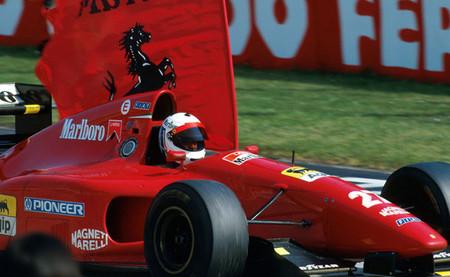 Nicola Larini - Imola 1994
