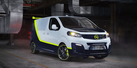 Opel Zafira Life O-Team, la van creada para despertar el deseo de los más nostágicos