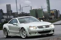 Mercedes SL, extraña preparación por FAB Design