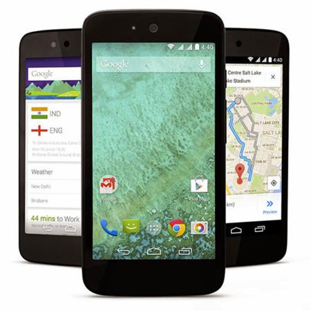 Conoceremos nuevos terminales Android One a finales de año