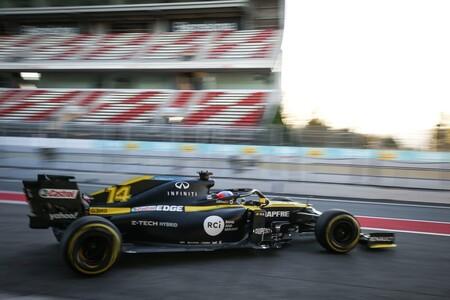 Alonso Barcelona F1 2020