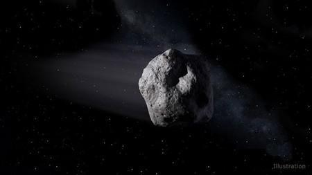 Horas después de aviso de impacto, un asteroide explota sobre África