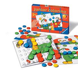 Junior Colorino, un juego estupendo para niños pequeños