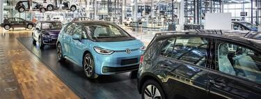 ¡El rey de los coches eléctricos en Europa! El Grupo Volkswagen bate en ventas a sus rivales en lo que va de año