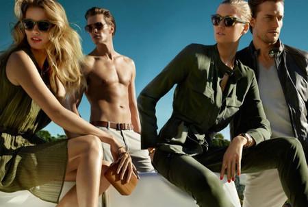 La nueva campaña de Massimo Dutti al más puro estilo Gucci