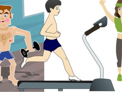 La evolución del fitness