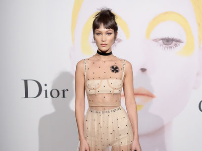 Bella Hadid desfilará para Victoria's Secret Fashion Show 2016 en Paris