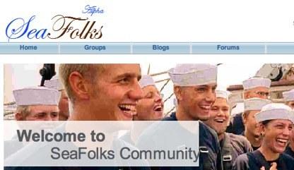 Sea Folks, comunidad de amantes del mar