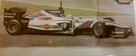 ¿Eres tu Williams-Martini?