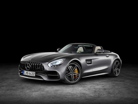 Mercedes-AMG GT roadster, la emoción se vive mejor a cielo abierto