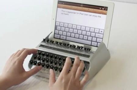 iTypewriter hará que el iPad parezca una máquina de escribir