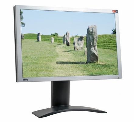 BenQ FP241W, con HDMI y 1080p