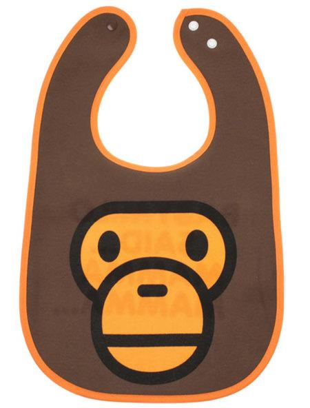 A Bathing Ape lanza una nueva colección de baberos de Baby Milo