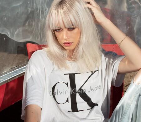 Chollos en tallas sueltas de camisetas, vestidos o chaquetas Calvin Klein, Tommy Hilfiger o Lacoste a la venta en Amazon