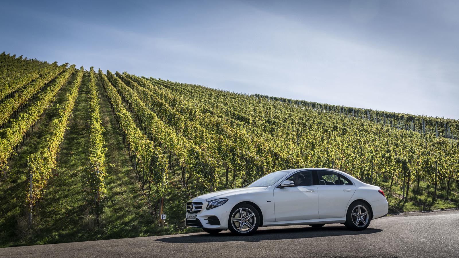 Foto de Mercedes-Benz E 300 de (presentación) (31/47)