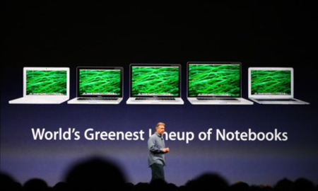 Apple renueva toda su gama portátil, nuevo MacBook Pro de 15 pulgadas [WWDC'09]