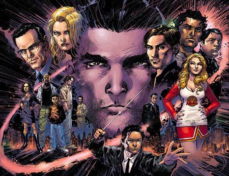 Los comics de Heroes saldrán en España en marzo