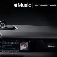 El Porsche Taycan es el primer coche eléctrico de la marca, y también será el primero en integrar Apple Music