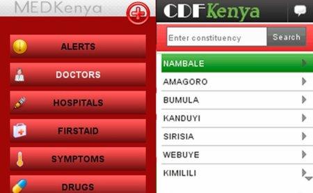 Apps Kenia