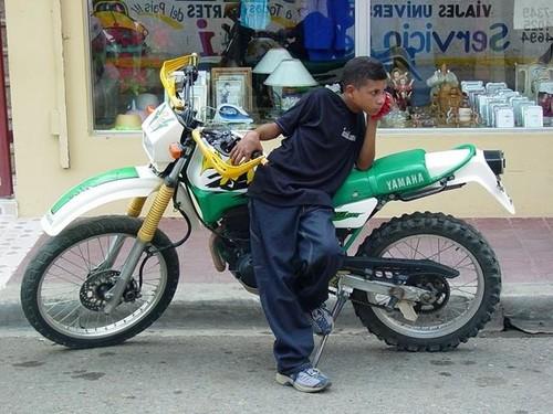 Cinco consejos para elegir tu primera moto