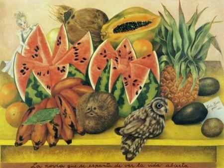 Pinturas Frida Kahlo Inspiradas Comida Frases Mas Inspiradoras Novia