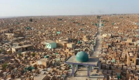 Éste es el cementerio más grande del mundo