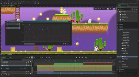 El motor de creación de videojuegos GameMaker ofrece una versión gratuita sin límite de tiempo y anuncia su llegada a Linux