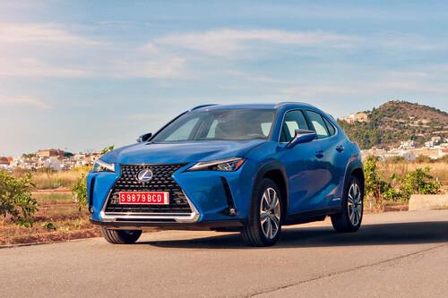 Probamos el Lexus UX 300e, un coche eléctrico muy refinado, pero excesivamente caro para 315 km de autonomía